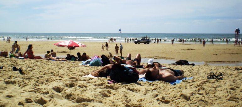 10 millions de touristes sur les plages d'Aquitaine en 2017