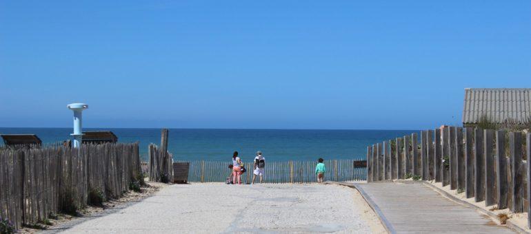 Coronavirus : l'accès aux plages de Nouvelle-Aquitaine également interdit