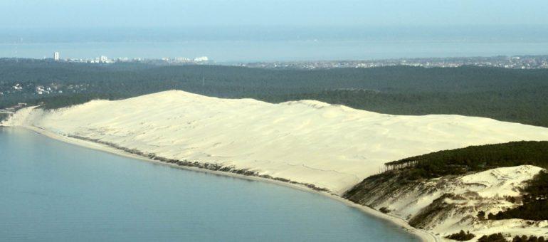 La dune du Pilat menacée par le béton ? Le ministère de la Transition écologique répond