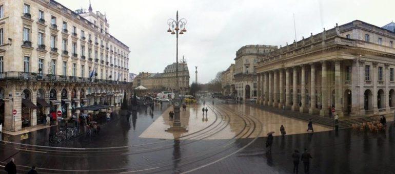 «A Bordeaux, il pleut tout le temps»