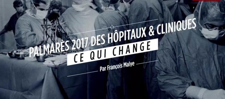 Le CHU de Bordeaux, encore n°1 des hôpitaux français selon Le Point