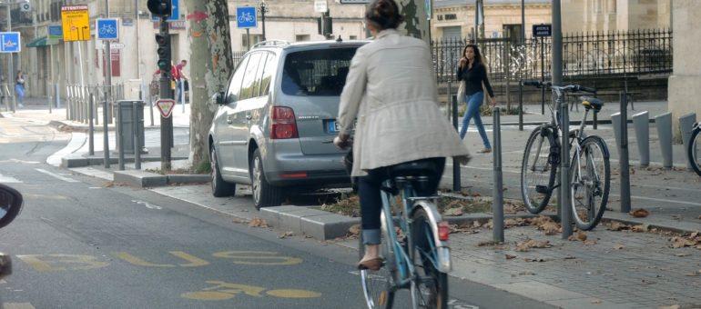 Des élus girondins demandent un Plan national vélo ambitieux