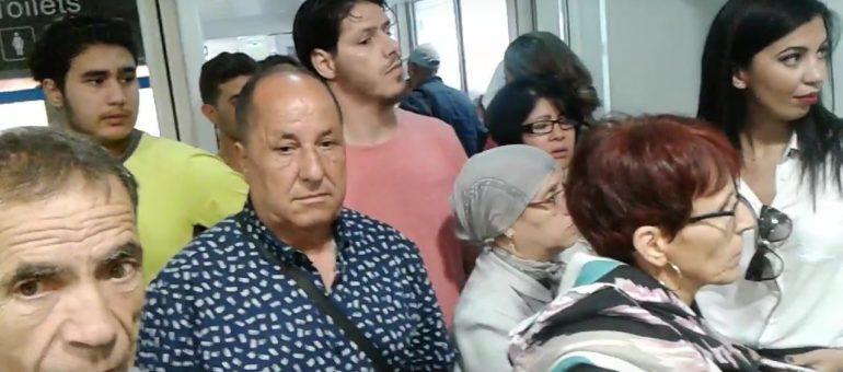 33 heures avec les naufragés du vol Bordeaux-Alger