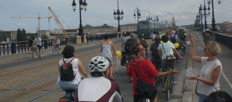 Bordeaux troisième ville cyclable de France, mais…