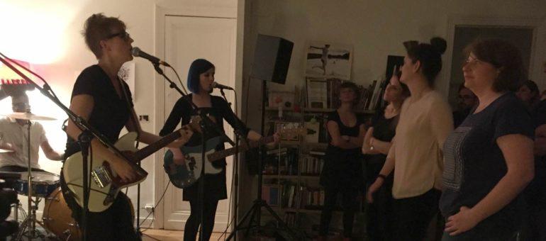 L'incroyable première édition de Secretly Invites, un festival rock en appartement