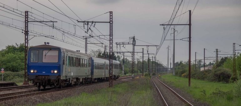 Un nouvel espoir pour la ligne TER Bordeaux-Bergerac