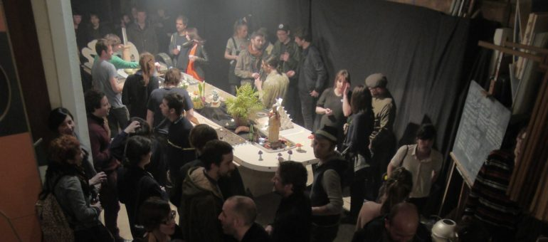 Dans le vortex des ateliers d'artistes bordelais