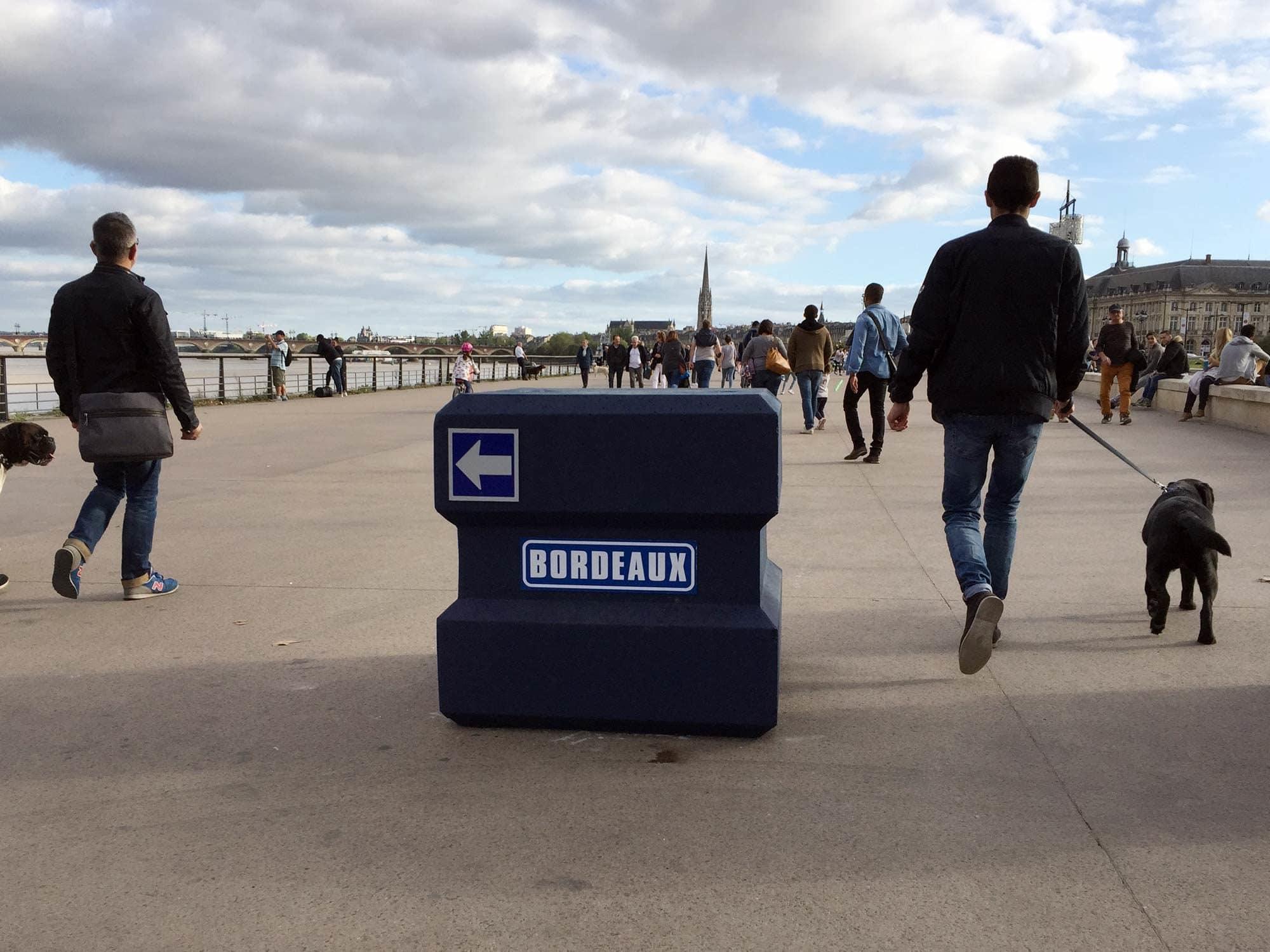 Qui pour dire stop aux blocstops à Bordeaux ?
