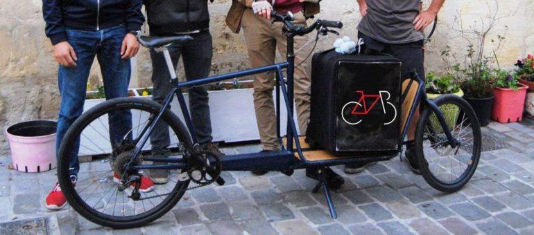 Les Coursiers Bordelais, une coopérative locale de livreurs à vélo se lance