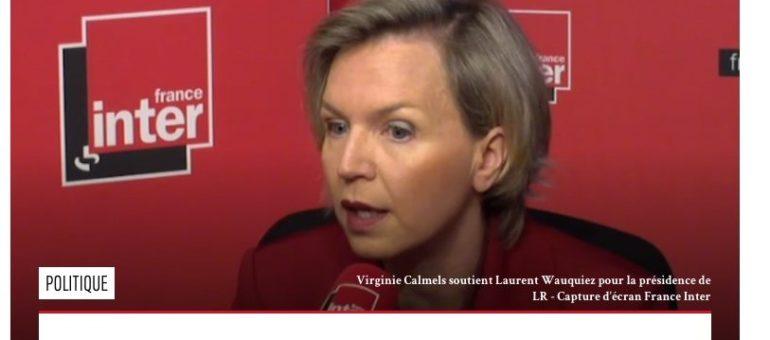 Marianne allume Virginie Calmels, inquiète pour les Français qui payent l'ISF