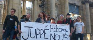 Un appel à la solidarité lancé pour les étudiant.e.s SDF
