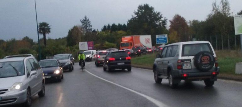 Crash test pour les transports de la métropole à Bordeaux Aéroparc