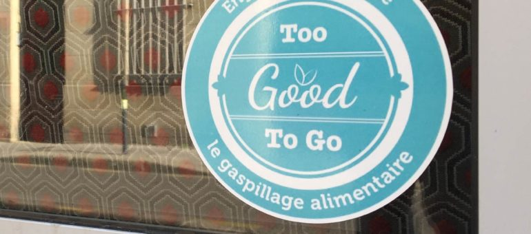 A Bordeaux, l'appli anti-gaspi c'est Too Good To Go ou Too Good To Pub ?