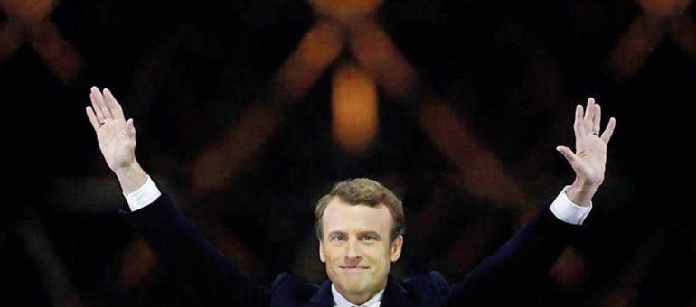 Harold Bernat critique «l'avènement Macron» et «la simulation politique»