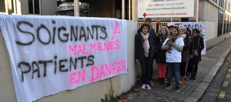 Le secteur de la santé sous tension en Gironde