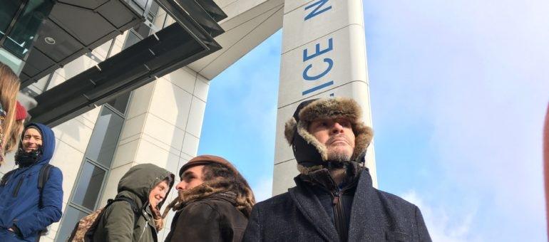 Nucléaire : des citoyens portent plainte à Bordeaux contre l'État