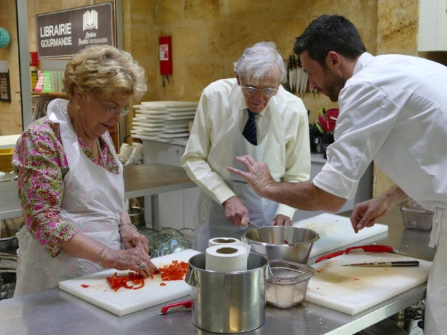 Cuisiner rapidement des plats du quotidien, simples mais efficaces, le temps d'un déjeuner, c'est ce que propose notamment l'Atelier des Chefs.