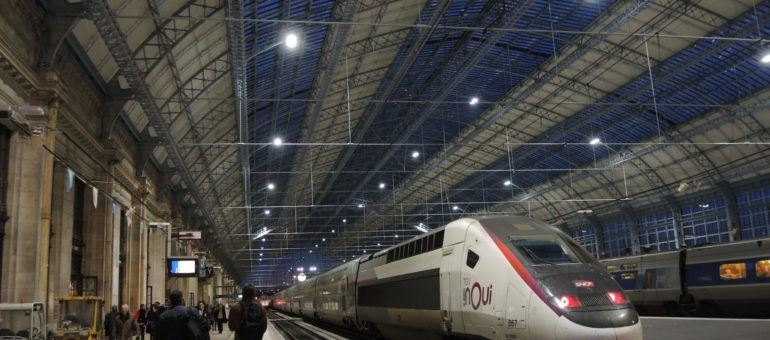 La LGV Bordeaux-Toulouse s'approche du terminus