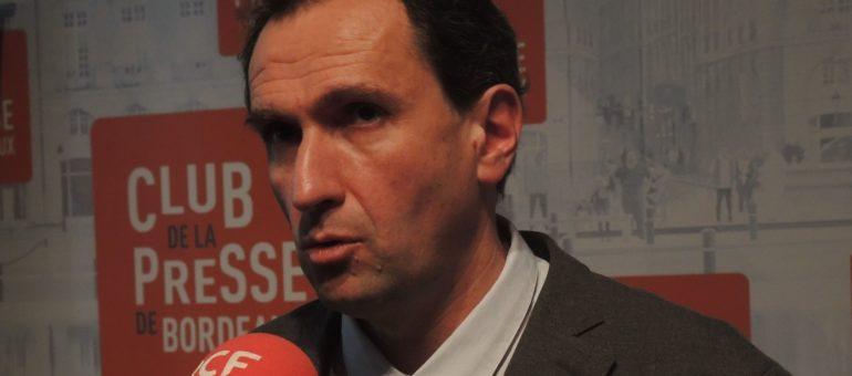 Municipales : Vincent Feltesse court en solitaire vers la mairie de Bordeaux