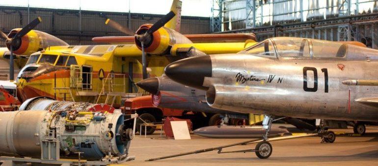 La cité de l'aéronautique Tarmaq entre en piste à Mérignac