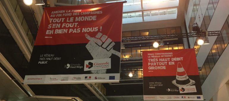 Orange équipera la Gironde en fibre optique «plus vite, plus loin et moins cher»