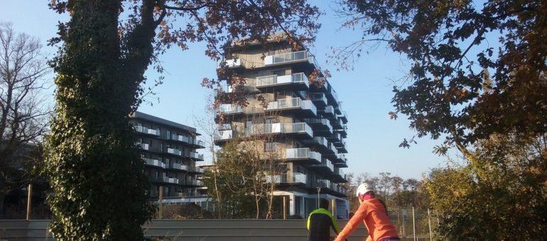 Alain Juppé fait le vœu pieux d'éteindre la flambée des prix de l'immobilier