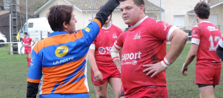 Dans le rugby girondin, six femmes ne se laissent pas couper le sifflet