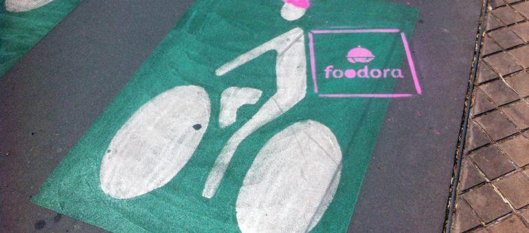 Foodora quitte la course et cherche un repreneur