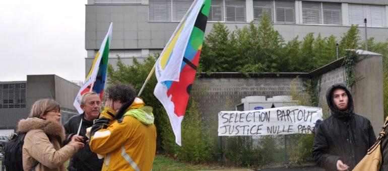 La «sélection sociale» à l'entrée de l'université contestée à Bordeaux