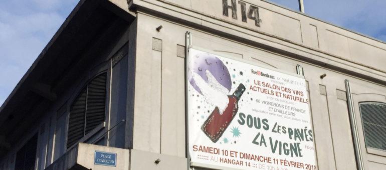 La 2e édition bordelaise du Salon des vins actuels et naturels, c'est ce weekend !