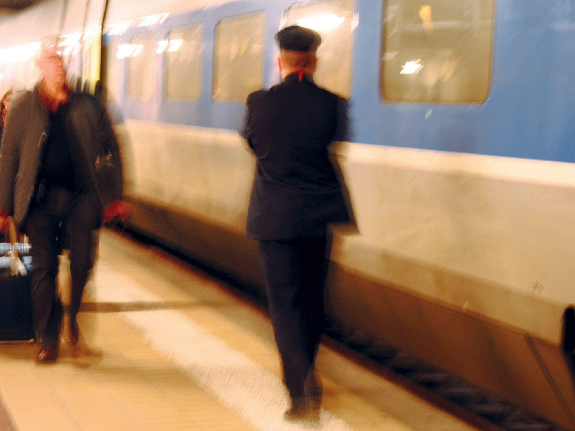 Les contrôleurs de la SNCF étaient priés de surveiller les migrants