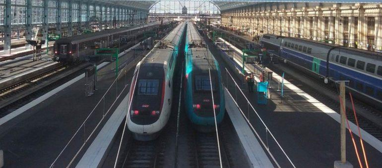 Du train à la LGV, histoires de rail en Nouvelle-Aquitaine