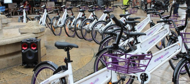 À prendre et à laisser, Indigo Weel, le vélo en libre service à Bordeaux