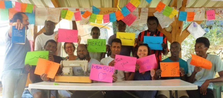 Cédric Herrou, parrain de Bienvenue : «Les réfugiés ne sont pas les coupables, ils sont les victimes»