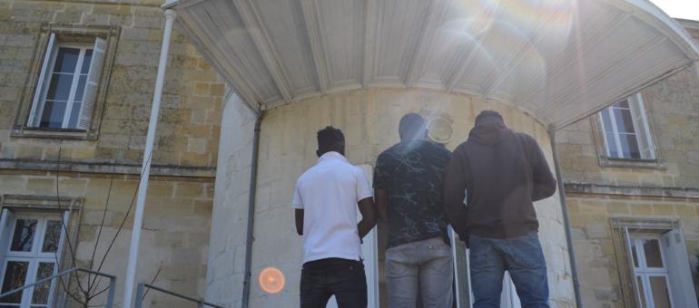 Le vrai-faux foyer de migrants du candidat d'extrême droite à Pauillac