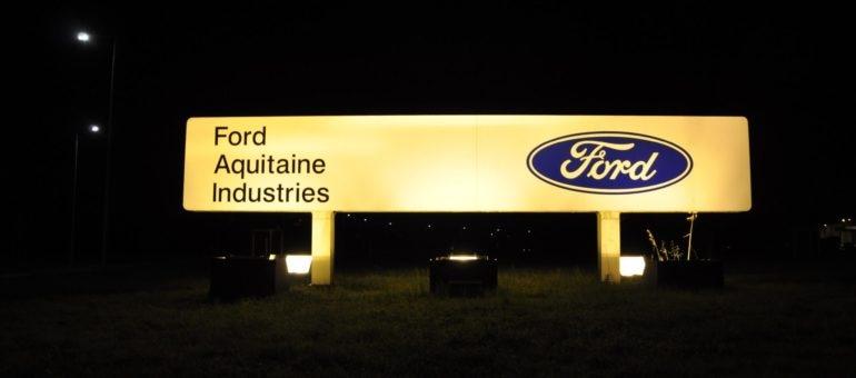 Un plan social «inacceptable» pour l'usine Ford de Blanquefort