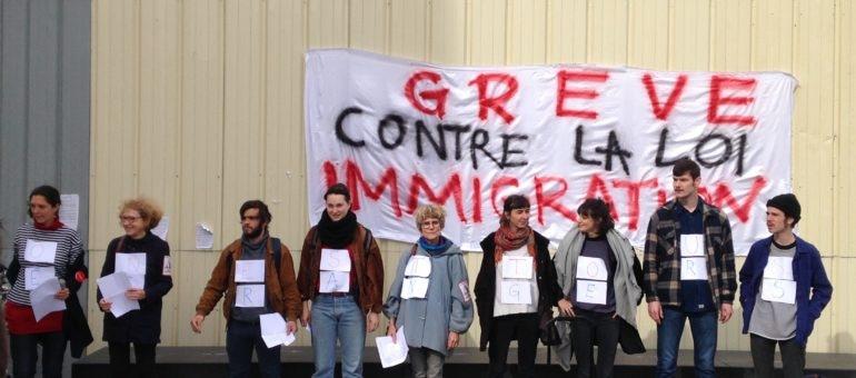 La Cimade monte au créneau contre le projet de loi asile et immigration