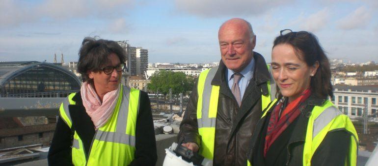 NoA, une future télé 100% régionale pour la Nouvelle-Aquitaine