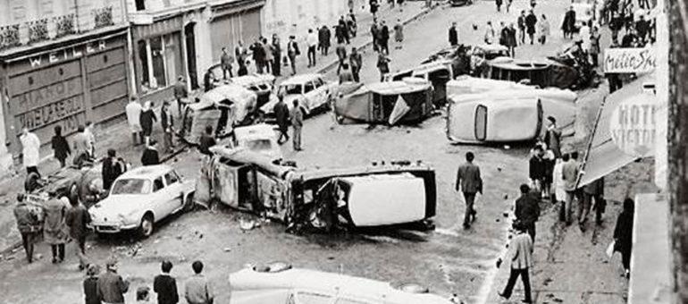Patrick Rödel : «Pour certains, mai 68 était un projet quasi sacrificiel»