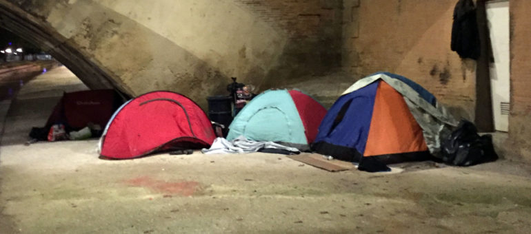 Des associations girondines lancent «l'appel de la rue» pour les sans-abris