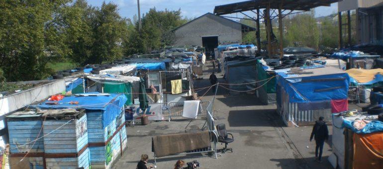 Qui se soucie du bidonville des réfugiés sahraouis à Bordeaux ?