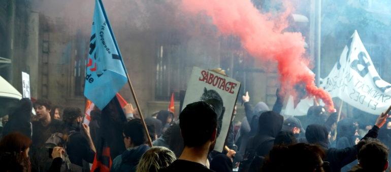 1er mai à Bordeaux : un défilé «pour défendre tous les travailleurs»