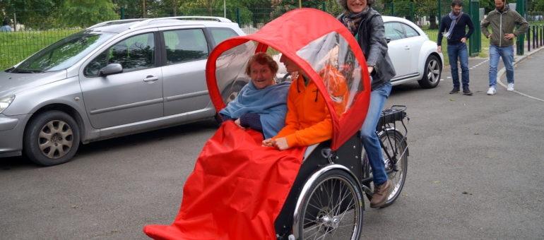 A Vélo Sans Age vient ébouriffer les cheveux de nos aïeux