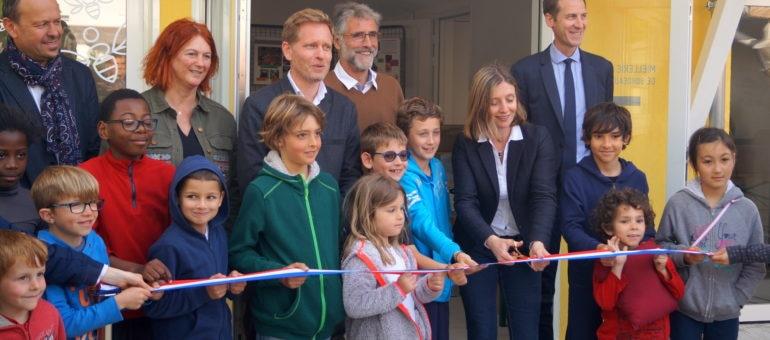 La première miellerie collective décolle à Bordeaux Métropole