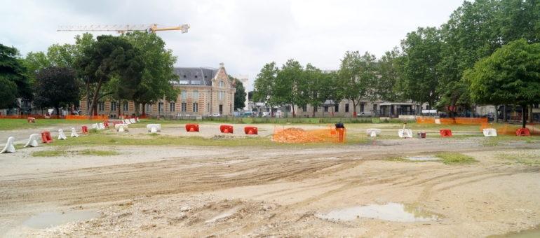 La place André-Meunier à Bordeaux va être enfin rénovée