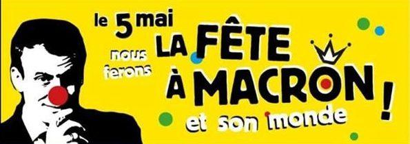 Une «manif de riches» à Bordeaux pour fêter Emmanuel Macron
