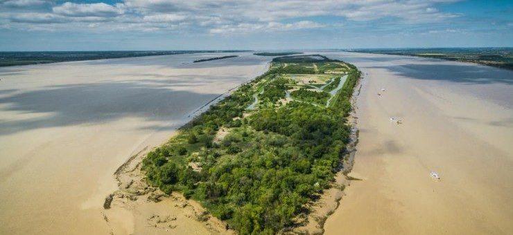 La nature reprend ses droits sur l'Île Nouvelle réensauvagée