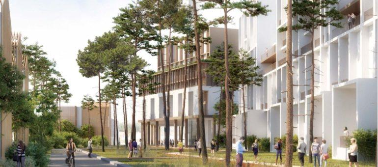 Comment 2800 logements vont pousser dans la zone commerciale de Mérignac