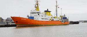 Un Bordelais à bord de L'Aquarius avec 630 migrants en pleine galère