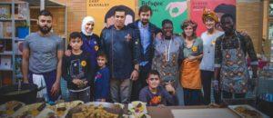 Gourmand et solidaire, le Refugee Food Festival est de retour à Bordeaux